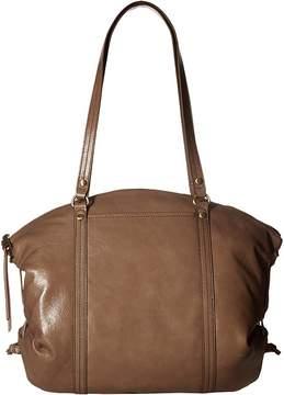 Hobo Flourish Satchel Handbags