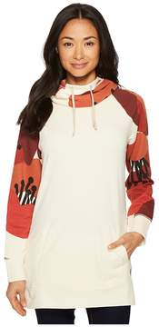Burton Lima Funnel Neck Pullover Women's Clothing