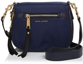 Marc Jacobs Trooper Nomad Small Nylon Saddle Bag - HIBISCUS/GOLD - STYLE