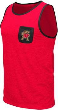 Colosseum Men's Maryland Terrapins Tank Top