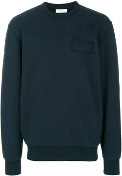 Mauro Grifoni patch detail sweatshirt