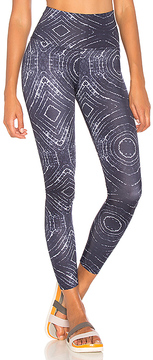 Beyond Yoga Lux Print High Waisted Legging