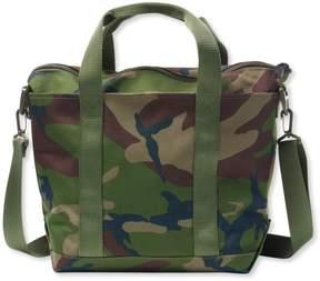 L.L. Bean L.L.Bean Zip Hunter's Tote Bag With Strap, Camo