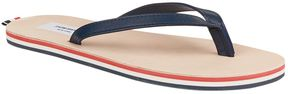 Thom Browne Striped Sole Flip Flops
