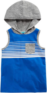 Epic Threads Striped Hooded Tank Top, Little Boys, Created for Macy's
