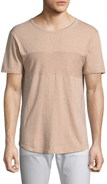 Lot 78 Lot78 Men's Cotton Draped Tee