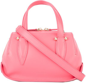 Delpozo double zip mini tote