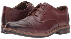 Bostonian Melshire Cap Men's Lace Up Cap Toe Shoes
