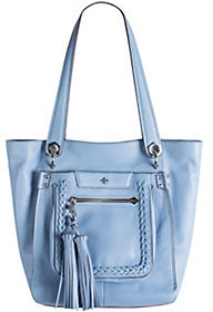 orYANY Pebble Leather Tote Bag - Erica