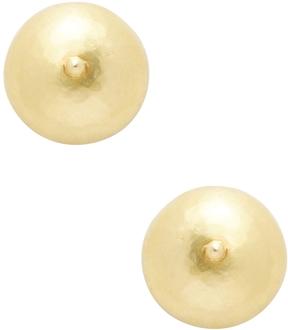 Amrapali Women's 18K Yellow Gold Dome Stud Earrings