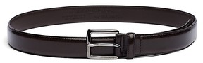 Tommy Hilfiger Final Sale-Tailored Collection Top-Stitched Belt