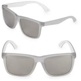 Puma 56MM Wayfarer Sunglasses
