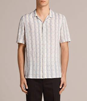 AllSaints Laurel Short Sleeve Shirt