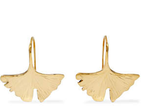 Aurelie Bidermann Tangerine Gold-plated Earrings