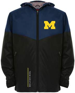 NCAA Men's Franchise Club Michigan Wolverines Storm Softshell Jacket