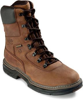 Wolverine Marauder Contour Welt Mens Steel-Toe Boots