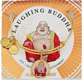 Alex and Ani Saints and Sages - Laughing Buddha Bangle Bracelet