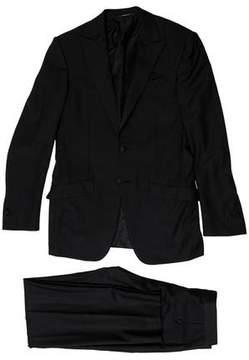Gianni Versace Wool Tuxedo Suit