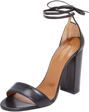 Aquazzura City 105 Sandals