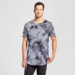 Jackson Men's Tie Dye Curved Hem T-Shirt