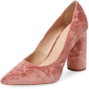 Pour La Victoire Women's Cecee Leather High Heel Pump
