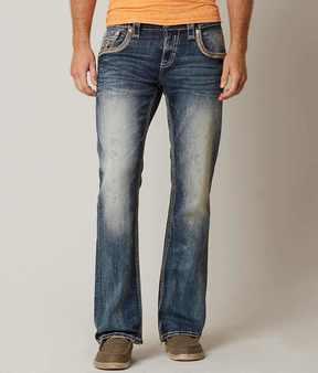 Rock Revival James Slim Boot Stretch Jean