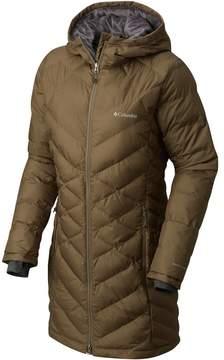 Columbia Heavenly Long Hooded Jacket - Women's