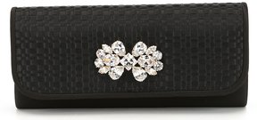 Adrianna Papell Shiloh Satin Clutch