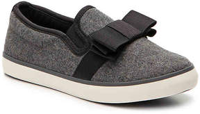 Hanna Andersson Girls Una Toddler & Youth Slip-On Sneaker