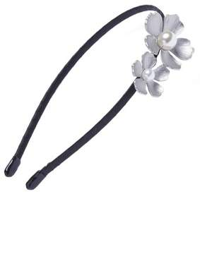 Tasha Double Flower Headband