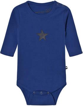 Molo Monaco Blue Foss Baby Body