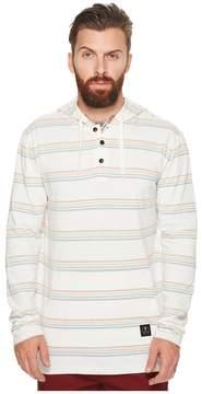VISSLA Dazed Fleece Hoodie Men's Clothing