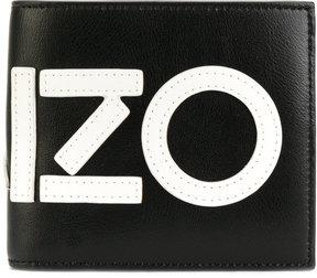 Kenzo appliquéd wallet