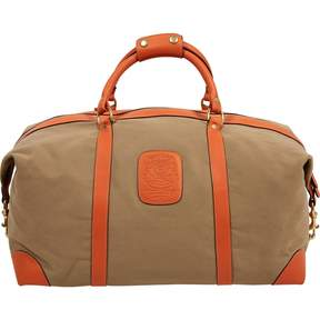 Ghurka Beige Cloth Travel Bag