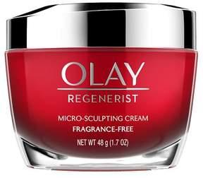 Olay Regenerist Micro-Sculpting Face Cream Moisturizer Fragrance-Free
