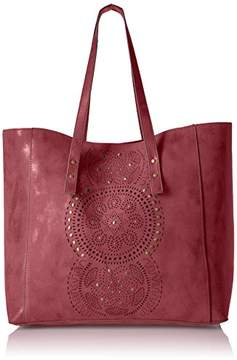 T-Shirt & Jeans Tote with Perf