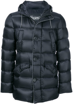 Herno classic padded coat