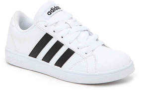 adidas Girls Baseline Toddler & Youth Sneaker