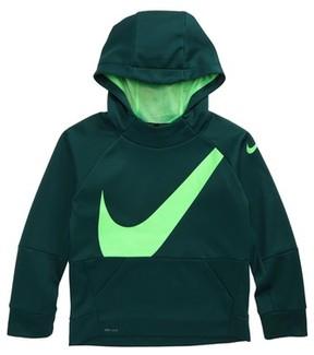 Nike Toddler Boy's Therma Dry Swoosh Hoodie
