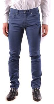 Harmont & Blaine Men's Blue Cotton Jeans.