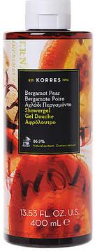Korres Bergamot Pear Shower Gel.