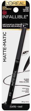 L'Oreal Paris Infallible Matte-Matic Mechanical Eyeliner