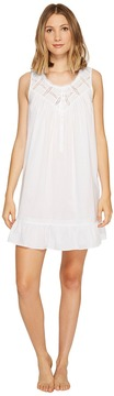 Eileen West Cotton Lawn Short Chemise
