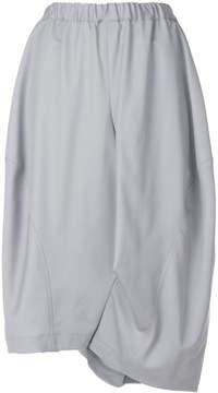 Comme des Garcons elasticated waist culottes