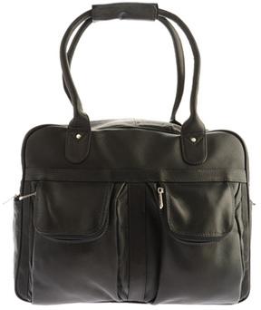 Women's Piel Leather Multi-Pocket Satchel 3016