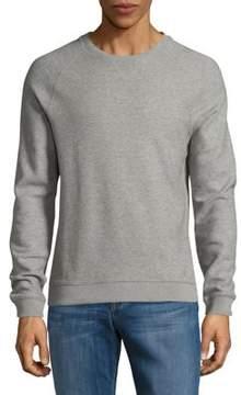 Black & Brown Black Brown Cotton Crewneck Sweater
