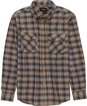 Brixton Memphis Shirt - Long-Sleeve