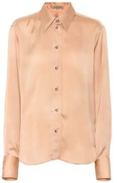 Bottega Veneta Silk satin shirt