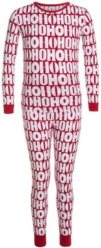 Isaac Mizrahi HO HO HO Pajamas - Long Sleeve (For Little Kids)