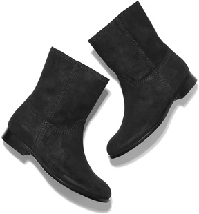 Laurence Dacade Serlin Boot in Off Black, Size IT 38